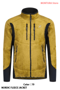 MONTURA NORDIC FLEECE JACKET (MJAP30X)-79