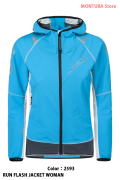MONTURA RUN FLASH JACKET WOMAN (MJAR10W)-2593