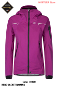 MONTURA HERO JACKET WOMAN (MJAT17W)-0900