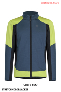 MONTURA STRETCH COLOR JACKET (MMAP02X)-8647