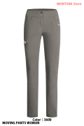 MONTURA MOVING PANTS WOMAN (MPLG21W)-3600