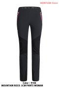 MONTURA MOUNTAIN ROCK -5CM PANTS WOMAN (MPLS41W-)-9104