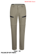 MONTURA PULSAR ZIP OFF PANTS (MPZG79X)-38