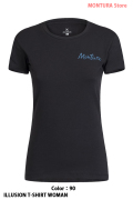 MONTURA ILLUSION T-SHIRT WOMAN (MTGC62W)-90