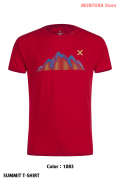 MONTURA SUMMIT T-SHIRT (MTGC82X)-1083