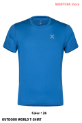 MONTURA OUTDOOR WORLD T-SHIRT (MTGN20X)-26