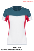 MONTURA OUTDOOR MIND T-SHIRT WOMAN (MTGN54W)-0051