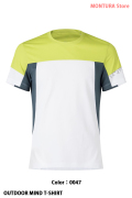MONTURA OUTDOOR MIND T-SHIRT (MTGN54X)-0047