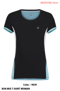 MONTURA RUN MIX T-SHIRT WOMAN (MTGR03W)-9029