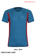 MONTURA STRETCH SKIN T-SHIRT (MTGU55X)-8310