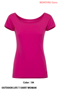 MONTURA OUTDOOR LIFE T-SHIRT WOMAN (MTSN32W)-04
