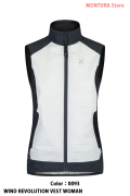 MONTURA WIND REVOLUTION VEST WOMAN (MVVW06W)-0093