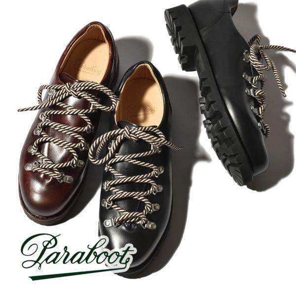 パラブーツ クリュサ Paraboot CLUSAZ シューズ 革靴 本革 レザー メンズ レディース フランス製