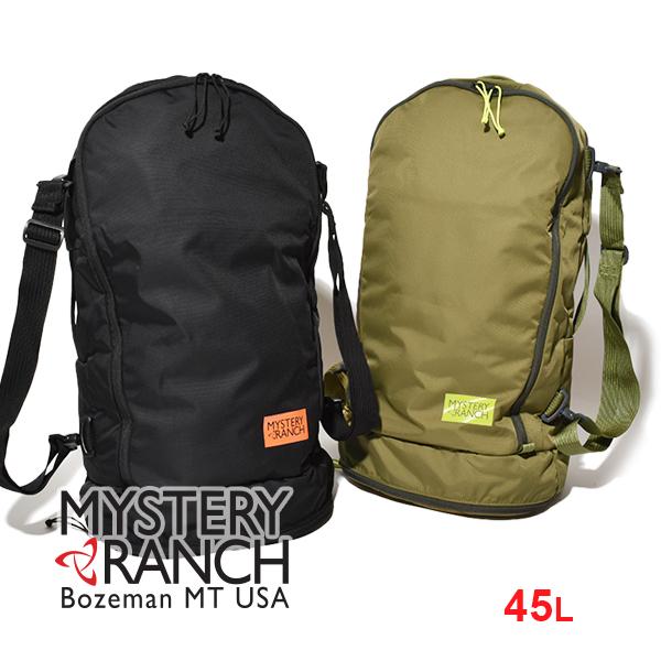 MYSTERY RANCH ミステリーランチ MISSION STUFFEL 45 ミッションスタッフル 45 リュック ボストンバッグ 旅行用