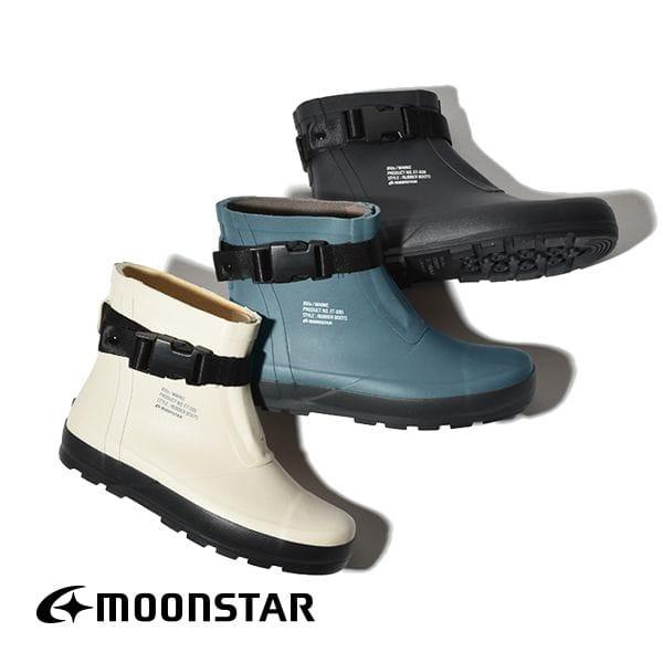 MOONSTAR/810s マルケ ET005 MARKE レインブーツ ブーツ ワークブーツ 長靴 メンズ レディース ユニセックス
