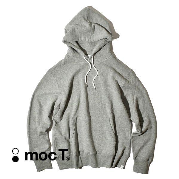 モクティ mocT レギュラーフィット ネオンスクリプト ループウィール フーディ パーカ REGULAR FIT NEON SCRIPT LOOPWHEEL HOODIE / GR7×NEON GREEN