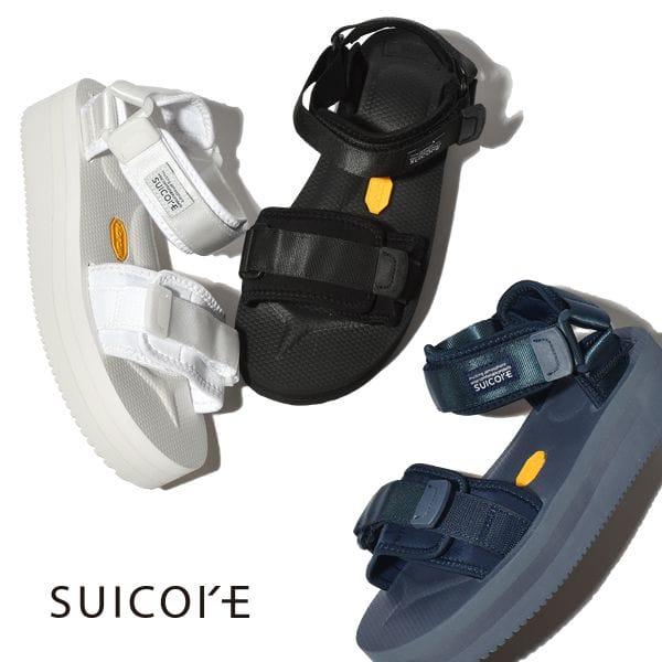 スイコック 2021 新作 SUICOKE CEL VPO サンダル スポーツサンダル メンズ レディース vibram ビブラム アーチサポート コンフォート ストラップ