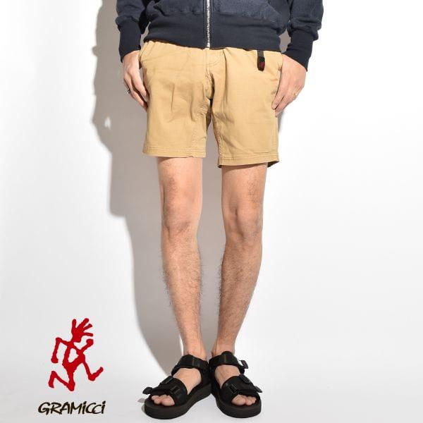 GRAMICCI(グラミチ) NN Shorts 18SS 新作 NNショーツ ナローパンツ クライミングパンツ ロングパンツ メンズ