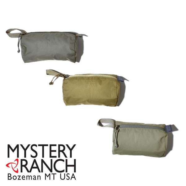 MYSTERY RANCH ミステリーランチ ZOID BAG Sサイズ ゾイドバッグ ポーチ クラッチ ナイロン
