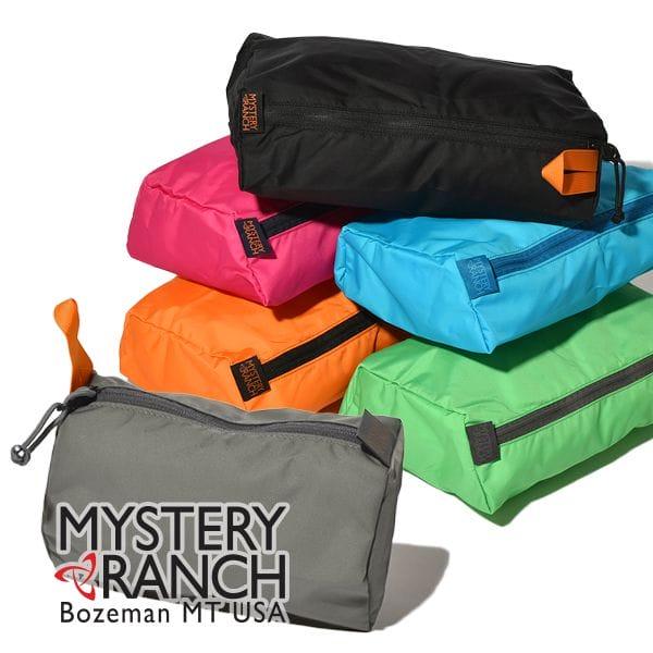 ミステリーランチ ゾイドバッグ ポーチ Lサイズ MYSTERY RANCH ZOID BAG クラッチ ナイロン アウトドア キャンプグッズ