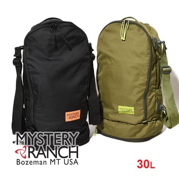 MYSTERY RANCH ミステリーランチ ミッションスタッフル30 MISSION STUFFEL 30 リュック ボストンバッグ 旅行用