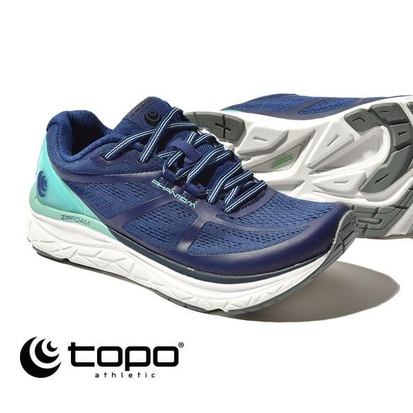 トポ アスレチック トポ ファントム スニーカー Topo athletic PHANTOM ランニングシューズ トレラン 5002012 レディース 03 Cobalt/Seafoam