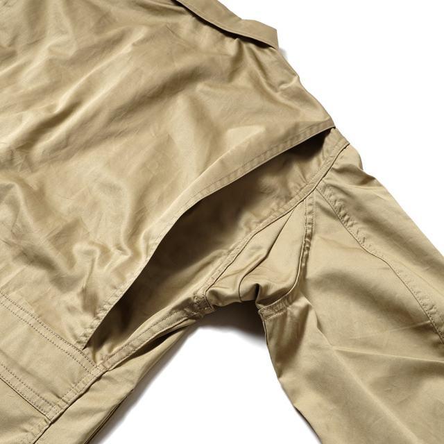 ANATOMICA アナトミカ  フライト ジャケット ムーンロイド 別注カラー ミリタリージャケット サマーフライト  リップストップ 日本製