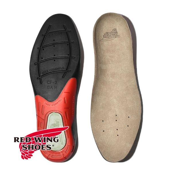 レッドウィング インソール レッドベッド フットベッド 厚手 メンズ RED WING REDWING REDBED FOOTBED 96319