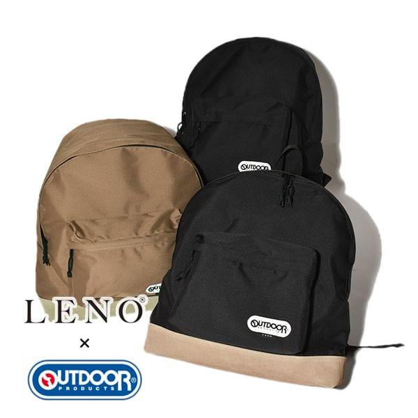 【P5倍】LENO リノ ×OUTDOOR PRODUCTS  DAYPACK コラボ デイパック リュック アウトドア プロダクツ