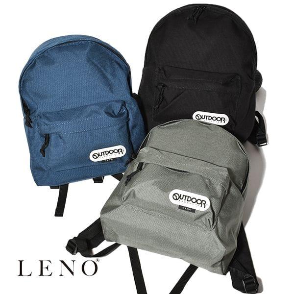 【P5倍】LENO リノ ×OUTDOOR PRODUCTS MINI DAYPACK コラボ ミニ デイパック リュック アウトドア プロダクツ