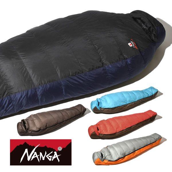ナンガ NANGA オーロラライト 900 DX レギュラー AURORA light 900DX シュラフ 寝袋 マミー型