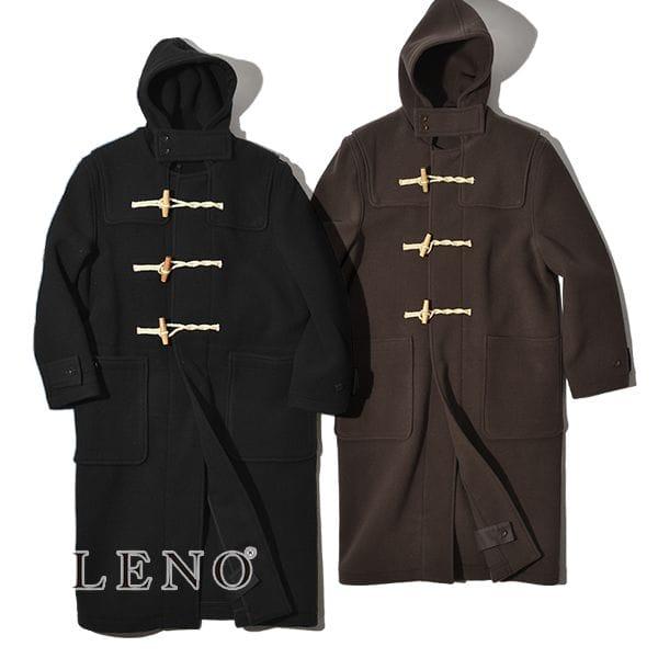 【SALE】LENO リノ DUFFLE COAT ダッフルコート UNISEX ユニセックス
