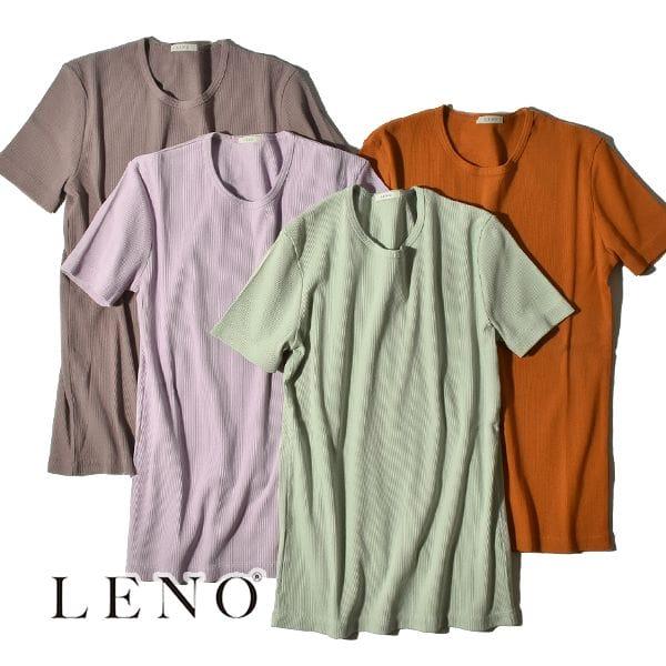 【SALE】LENO リノ PETITE T-SHIRT プチTシャツ レディース 日本製
