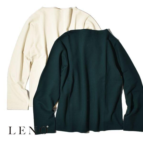 LENO/バスクシャツ BASQUE SHIRT リノ カットソー レディース メンズ ユニセックス