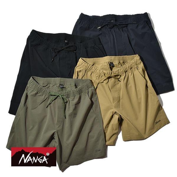 ナンガ エアクロス イージーショーツ ハーフパンツ ショートパンツ ショーツ NANGA AIR CLOTH EASY SHORTS アウトドア