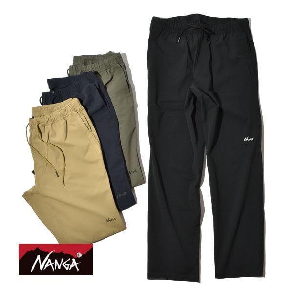 ナンガ エアクロス イージーパンツ ロングパンツ NANGA AIR CLOTH EASY PANTS アウトドア
