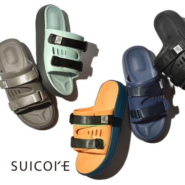 スイコック 2021 新作 SUICOKE URICH サンダル シャワーサンダル スポーツサンダル メンズ レディース NEW 新型