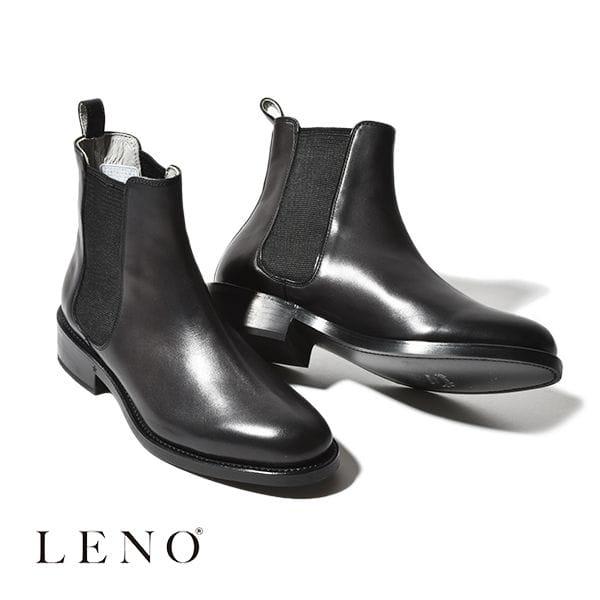 【P5倍】REGAL Shoe&Co. for LENO サイドゴア ブーツ リーガル リノ SIDE GORE BOOTS