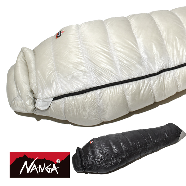 ナンガ NANGA レベル8 -20 UDD LEVEL8 -20 シュラフ 寝袋 マミー型 NML NANGA MOUNTAIN LABORATORY ナンガマウンテンラボラトリー