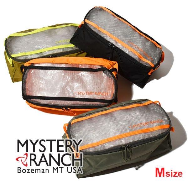 MYSTERY RANCH ミステリーランチ ゾイドキューブ ミディアム ZOID CUBE MIDIUM Mサイズ HUNTER BLACK FOLIAGE LIZARD TECHNO VICE 黒 オリーブ グレー オレンジ
