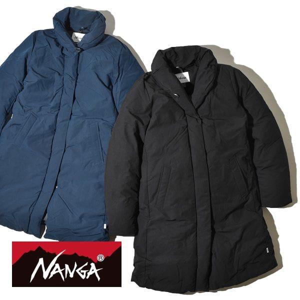 ナンガ レディース ショールカラー ダウンコート NANGA SHAWL COLLAR DOWN COAT 760FP スパニッシュダックダウン