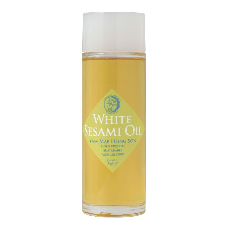 ホワイトセサミオイル [White Sesame Oil]