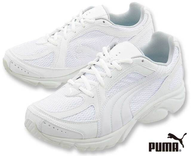 PUMA セイロンワイドプラス ホワイト