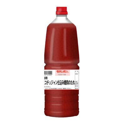 業務用 熟成コチュジャン仕込み焼肉のたれ 2.1kg/(2本入)