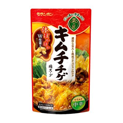 菜の匠 キムチチゲ用スープ