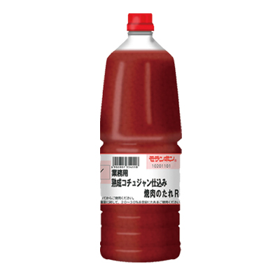 業務用 熟成コチュジャン仕込み焼肉のたれR 2.1kg