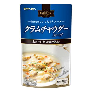 BISTRO FISH クラムチャウダースープ