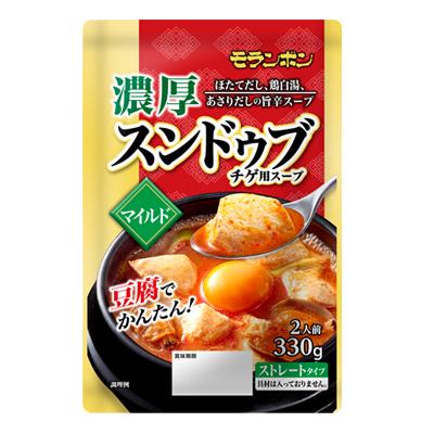 濃厚スンドゥブチゲ用スープ マイルド