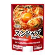スンドゥブチゲ用スープ 濃厚辛口