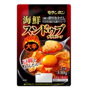 海鮮スンドゥブチゲ用スープ 大辛
